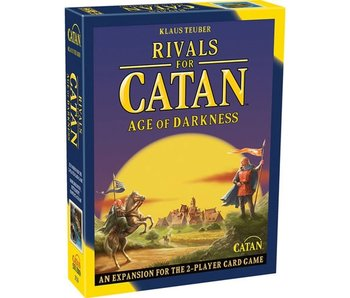 Rivals For Catan Exp - Age Of Darkness (Revised)