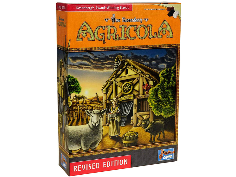 Lookout Agricola (English)