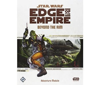 Star Wars - Edge of the Empire Beyond The Rim