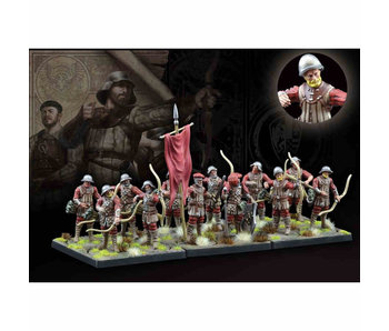 Conquest - Hundred Kingdoms Militia Bowmen