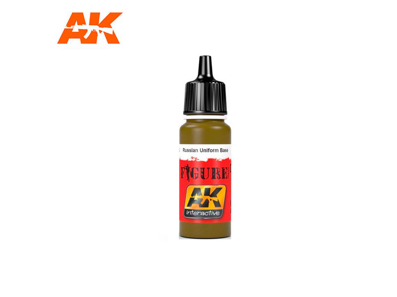 AK Interactive AK Interactive Russian Uniform Base (17ml)