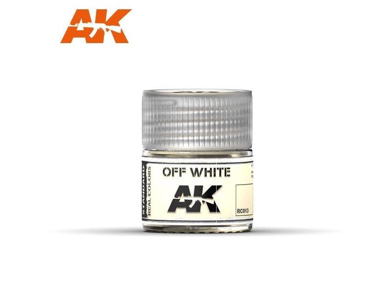 AK Interactive AK Interactive Off White 10ml