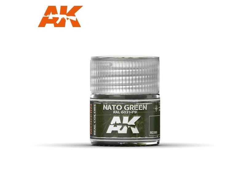 AK Interactive AK Interactive Nato Green RAL 6031 F9 10ml