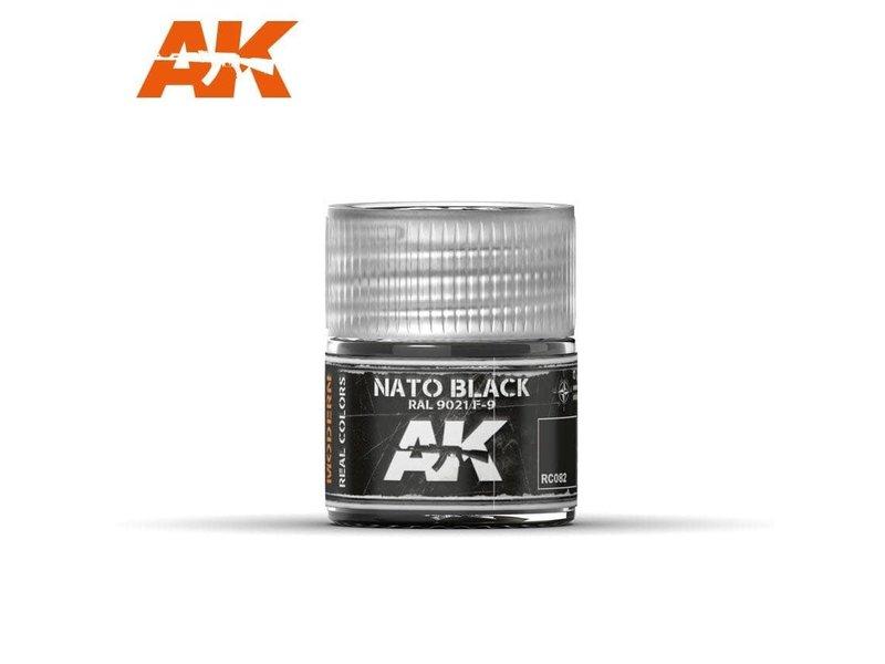 AK Interactive AK Interactive Nato Black RAL 9021 F-9 10ml