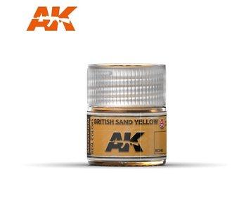 AK Interactive British Sand Yellow 10ml