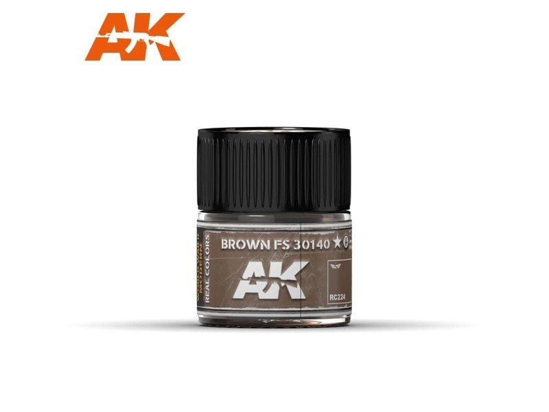 AK Interactive AK Interactive Brown FS 30140 10ml