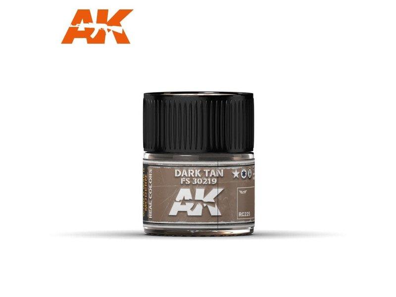 AK Interactive AK Interactive Dark Tan FS 30219 10ml