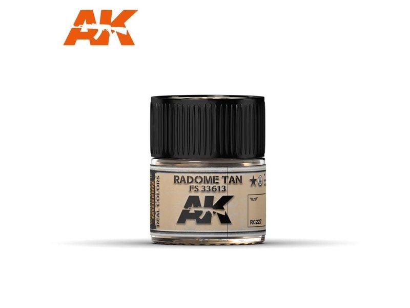 AK Interactive AK Interactive Radome Tan FS 33613 10ml