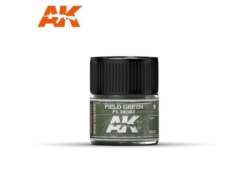 AK Interactive AK Interactive Field Green FS 34097 10ml