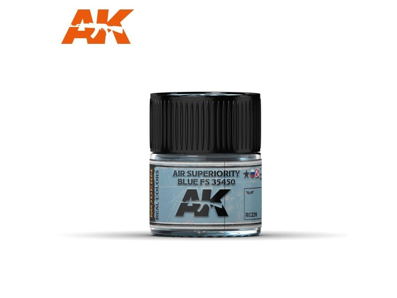 AK Interactive AK Interactive Air Superiority Blue FS 35450 10ml