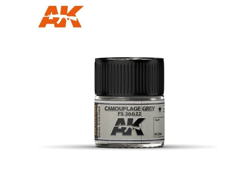 AK Interactive AK Interactive Camouflage Grey FS 36622 10ml