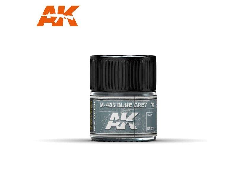AK Interactive AK Interactive M-485 Blue Grey 10ml