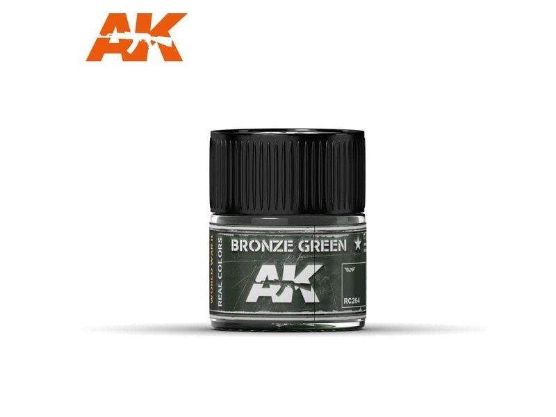 AK Interactive AK Interactive Bronze Green 10ml