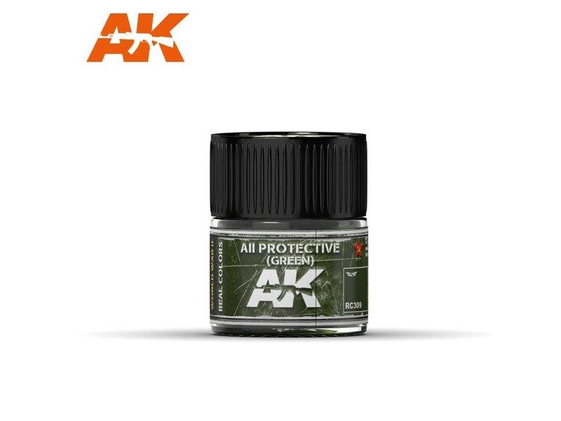 AK Interactive AK Interactive AII Green 10ml