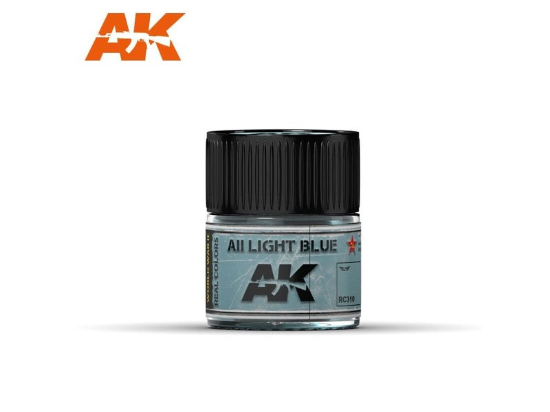 AK Interactive AK Interactive AII Light Blue 10ml