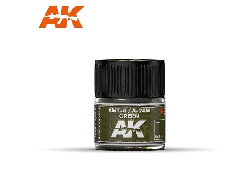 AK Interactive AK Interactive AMT-4 / A-24M Green 10ml