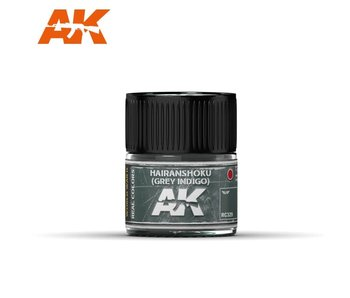 AK Interactive Hairanshoku (Grey Indigo) 10ml