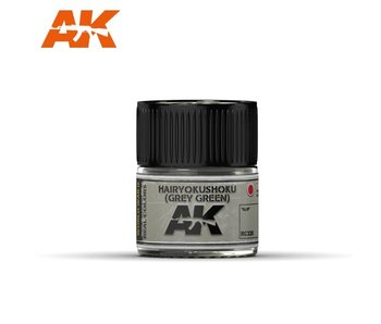 AK Interactive Hairyokushoku (Grey-Green) 10ml
