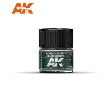 AK Interactive Ao Midori Iro (Blue-Green) 10ml