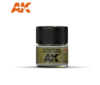 AK Interactive Ki Midori Iro (Yellow-Green) 10ml
