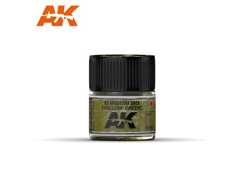 AK Interactive AK Interactive Ki Midori Iro (Yellow-Green) 10ml