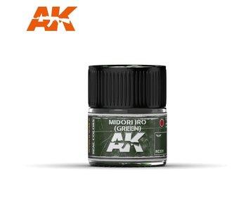 AK Interactive Midori Iro (Green) 10ml