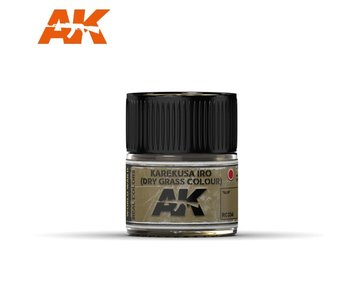 AK Interactive Karekusa Iro (Dry Grass Colour) 10ml
