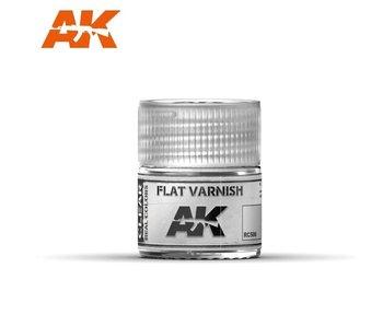 AK Interactive Flat Varnish 10ml