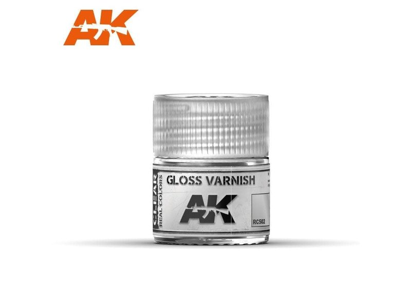 AK Interactive AK Interactive Gloss Varnish 10ml
