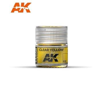 AK Interactive Clear Yellow 10ml
