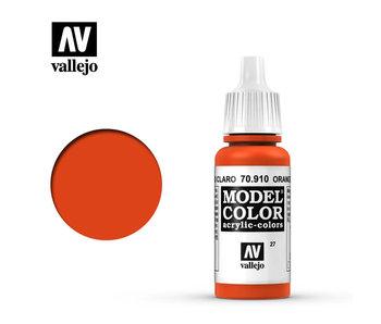 Model Color Orange Red (70.910)