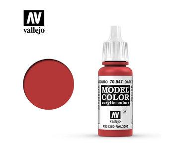 Model Color Dark Vermillion (70.947)
