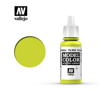 Model Color Yellow Green (70.954)