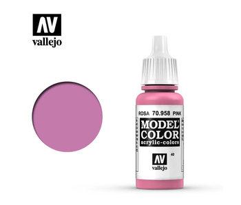 Model Color Pink (70.958)