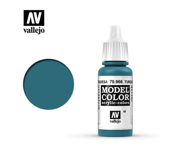 Model Color Turquoise (70.966)