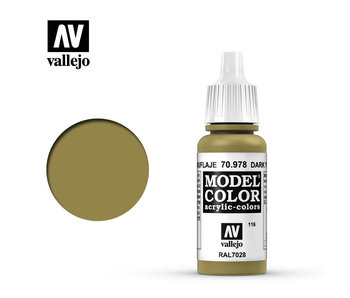 Model Color Dark Yellow (70.978)
