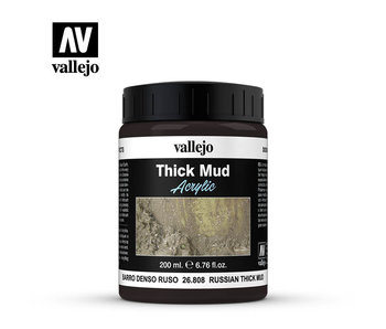 Thick Mud Textures Russian Thick Mud (26.808) (200ml)