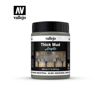 Thick Mud Textures Industrial Thick Mud (26.809) (200ml)
