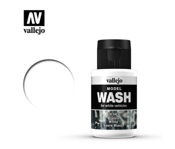 Model Wash White (76.501)