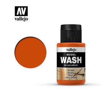 Model Wash Rust (76.506)