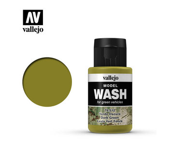 Model Wash Dark Green (76.512)