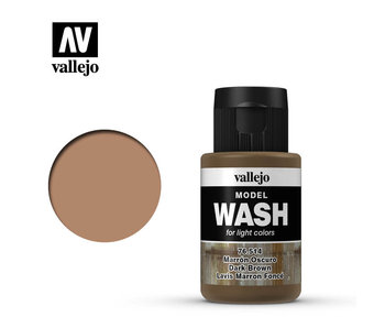 Model Wash Dark Brown (76.514)