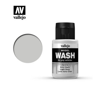 Model Wash Light Grey (76.515)