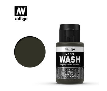 Model Wash Dark Grey (76.517)