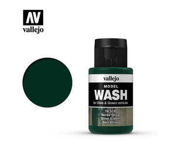 Model Wash Olive Green (76.519)