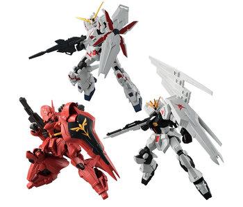 Bandai Mobile Suit Gundam G Frame Set 1 Gundam (*1)