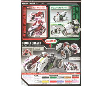 Bandai Double Chaser Tiger & Bunny 1/6 - Bandai Figurerise 6