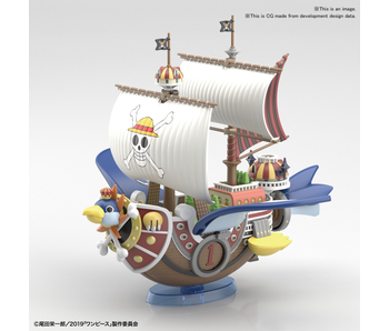 Bandai Thousand Sunny (Flying Model) One Piece - Grand Ship Collection