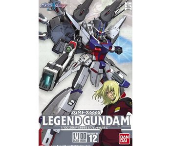 Bandai #12 Legend Gundam SEED Destiny Gundam SEED Destiny, Bandai 1/100