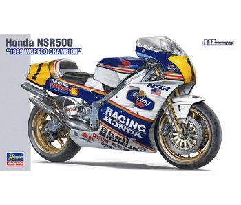 Hasegawa Honda Nsr500 1989 Wgp500 Champion BK4